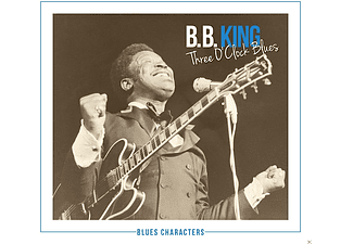 B.B. King - Three O'clock Blues  - (CD)