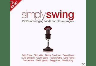 VARIOUS - Simply Swing  - (CD)