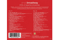 VARIOUS - Simply Broadway [CD]