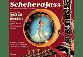 VARIOUS - Scheherajazz/Swinging  - (CD)