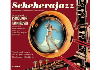 VARIOUS - Scheherajazz/Swinging - (CD)