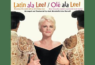 Peggy Lee - Latin A La Lee/Ole  - (CD)