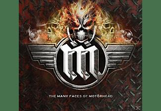 Motörhead - Many Faces Of Motorhead  - (CD)