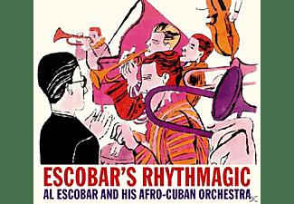 Al Escobar - Escobar's Rhythmagic  - (CD)
