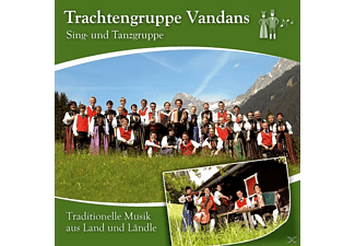 Trachtengruppe Vandans - Traditionelle Musik Aus Land Und Ländle  - (CD)