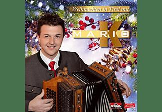 Mario K. - Weihnachten In Tirol  - (CD)