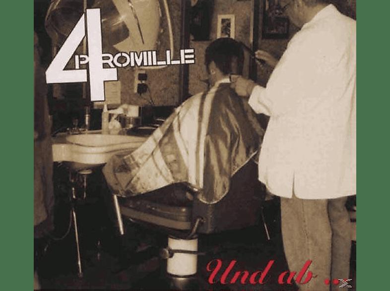 4 Promille - Und Ab [CD]