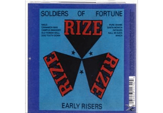Soldiers Of Fortune - Early Risers  - (CD)