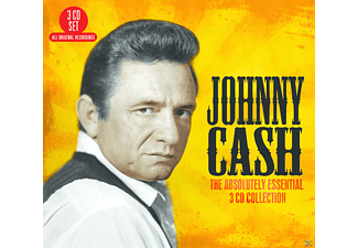 Johnny Cash - Absolutely Essential  - (CD)