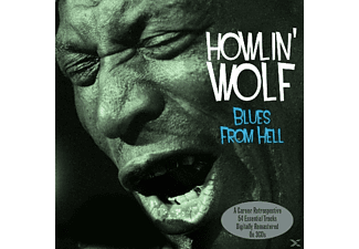 Howlin' Wolf - Blues From Hell  - (CD)