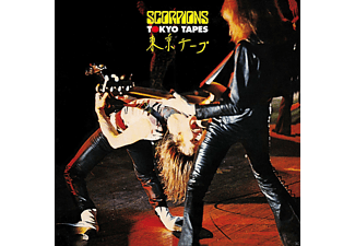 Scorpions - Tokyo Tapes (50th Anniversary Deluxe Edition)  - (CD)