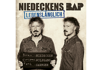 Niedeckens Bap - Lebenslänglich  - (CD)
