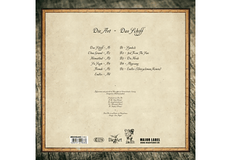 Die Art - Das Schiff (Deluxe Reissue+Download)  - (Vinyl)