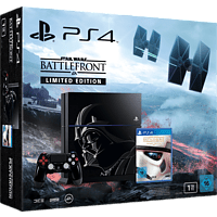 SONY PlayStation 4 Konsole 1TB CUH-1216B Limited Edition inkl. Star Wars Battlefront