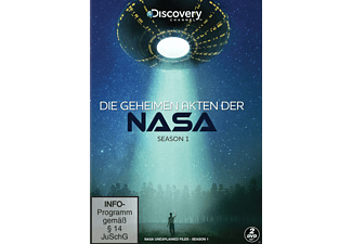 Die geheimen Akten der Nasa - Staffel 1 DVD
