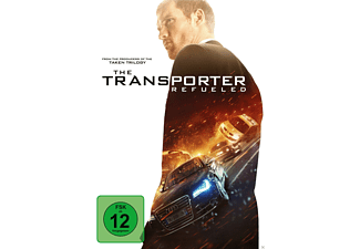 The Transporter Refueled - (DVD)