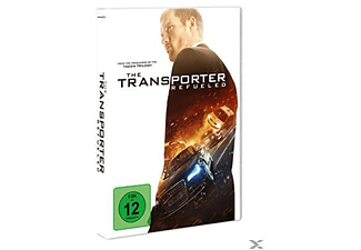 The Transporter Refueled DVD