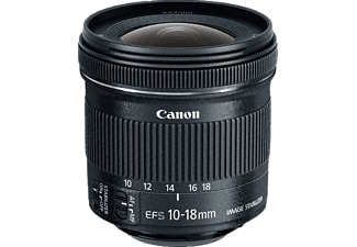 CANON EF S10-18MM F4.5 5.6 IS STM Lens