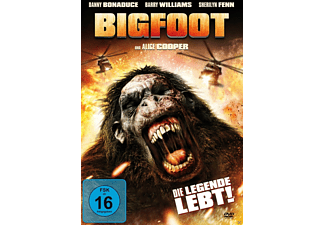 Bigfoot-Die Legende lebt! DVD