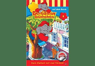 - Benjamin Blümchen Folge 8: Auf dem Baum  - (MC)