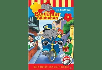 Benjamin Blümchen 12: Als Briefträger  - (MC)