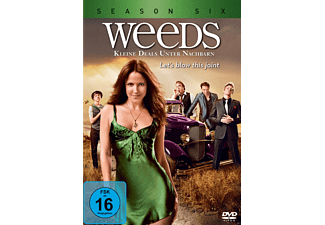 Weeds - Staffel 6 - (DVD)