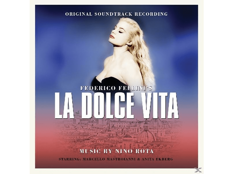 O.S.T., Anita Ekberg, Marcello Mastroianni - La Dolce Vita [Vinyl]