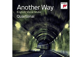 Quartonal - Another Way - (CD)