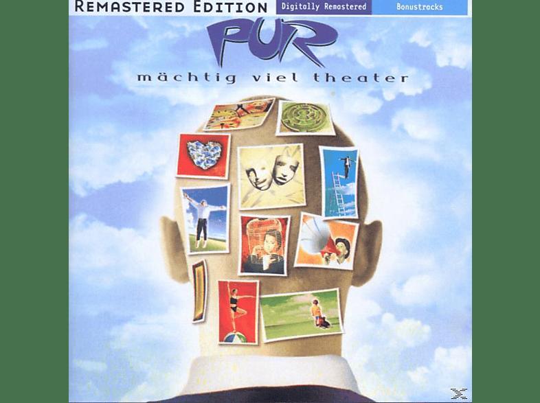 PUR - Mächtig Viel Theater-Remastered [CD]