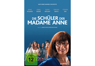 Die Schüler der Madame Anne DVD