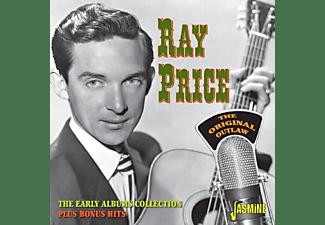 Ray Price - Original Outlaw  - (CD)