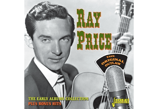 Ray Price - Original Outlaw - (CD)