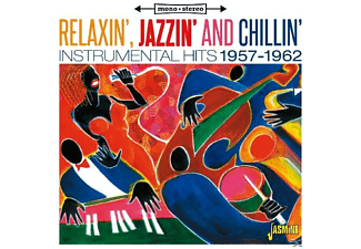 VARIOUS - Relaxin', Jazzin' & Chillin'  - (CD)