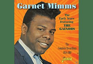 Garnet Mimms - Early Years  - (CD)