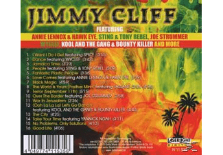 Jimmy Cliff - Black Magic  - (CD)
