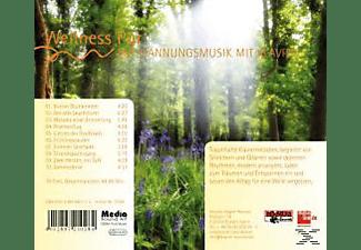Wellness Pur - Entspannungsmusik Mit Klavier  - (CD)