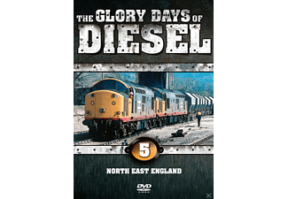 DIESEL - VOL 5 - NORTH EAST ENGLAND - (DVD)