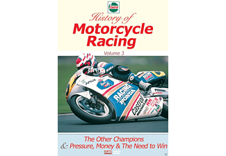 Castrol History of Motorcycle Racing - Vol. 3 DVD
