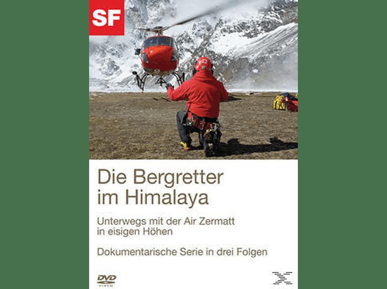 Die Bergretter im Himalaya [DVD]