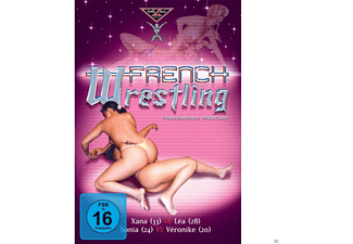 Topless Wrestling - French Wrestling - Französisches Wrestling DVD