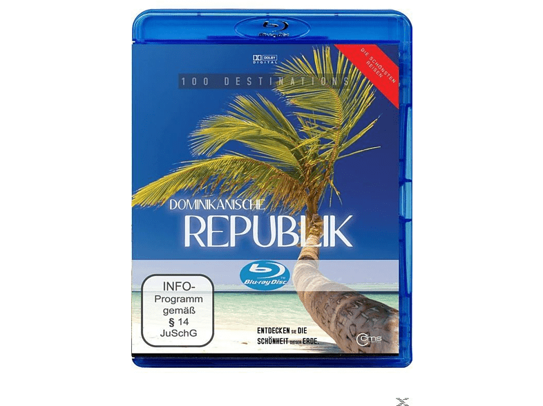 Reisefilm Dominikanische Republik [Blu-ray]