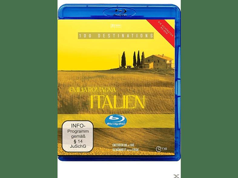 Reisefilm Italien Emilia Romagna [Blu-ray]