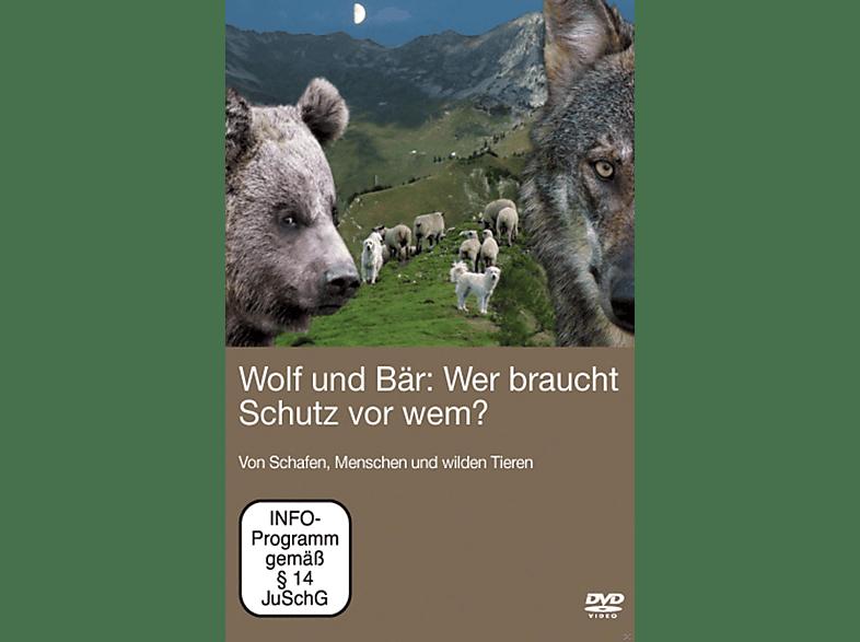 Wolf Und Bär: Wer Braucht Schutz Vor Wem [DVD]