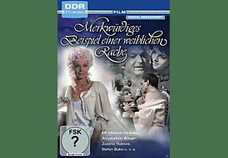 Merkwürdiges Beispiel einer weiblichen Rache DVD