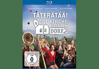 Täterätää - Die Kirche bleibt im Dorf 2 Blu-ray