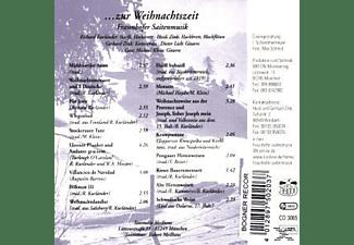 Fraunhofer Saitenmusik - Zur Weihnachtszeit  - (CD)