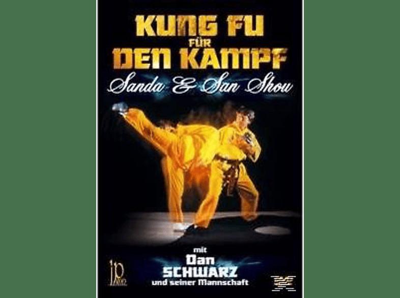 KUNG FU FÜR DEN KAMPF - SANDA & SANSHOU [DVD]