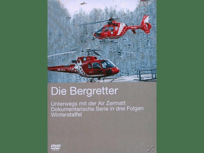 DIE BERGRETTER - WINTERSTAFFEL [DVD]
