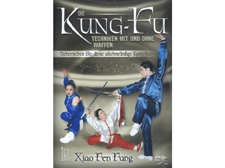 KUNG FU TECHNIQUES WITH & WITHOUT WEAPON [DVD]