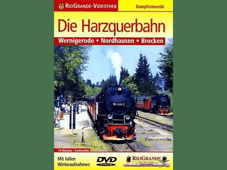 DIE HARZQUERBAHN [DVD]